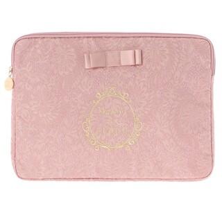 Maison de FLEUR - 新品未使用☆ メゾンドフルール レース リボン PC パソコン ケース ピンク