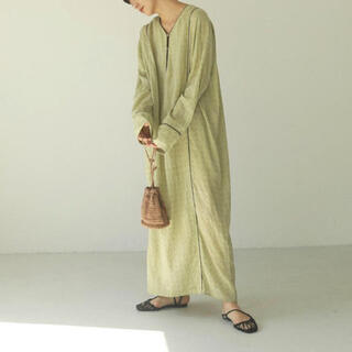 TODAYFUL - todayful Embroidery Voile Dress 38