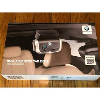 BMW - BMW 純正ドライブレコーダー Advanced Car Eye 2