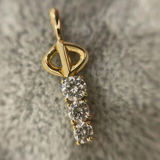 Christian Dior - 429 激レア! DIOR ディオール ペンダントトップ VSクラス 上質ダイヤ