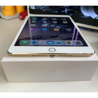 iPad - 【高コスパ】【画面美麗】iPad mini3 Wi-Fi+セルラー docomo