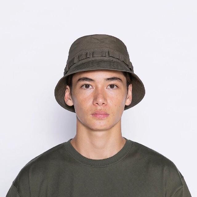 W)taps(ダブルタップス)のLサイズ☆JUNGLE / HAT / COTTON. WEATHER メンズの帽子(ハット)の商品写真