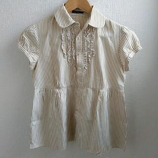 プーラフリーム(pour la frime)のプーラフリーム 半袖シャツ、ブラウス(シャツ/ブラウス(半袖/袖なし))