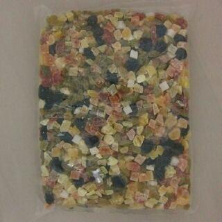 お徳用ミックスフルーツ10種類どっさり1kg/ドライフルーツ(菓子/デザート)