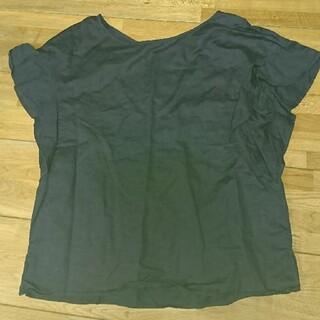 プラステ(PLST)のプラステ フリルスリーブ ブラウス(シャツ/ブラウス(半袖/袖なし))