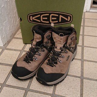 キーン(KEEN)のKEEN WILDSKY 24.5cm(登山用品)