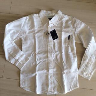 西松屋 - 西松屋  長袖シャツ 140cm   (白)