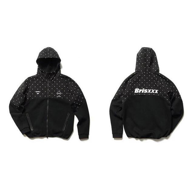 F.C.R.B.(エフシーアールビー)のfcrb god selection Lサイズセットアップ メンズのジャケット/アウター(マウンテンパーカー)の商品写真
