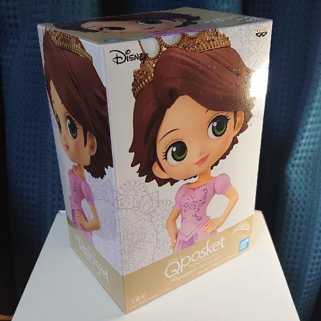 BANPRESTO(バンプレスト)のQposket ディズニー ラプンツェル エンタメ/ホビーのおもちゃ/ぬいぐるみ(キャラクターグッズ)の商品写真