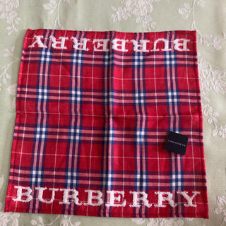 BURBERRY - 値下げ❗BURBERRY バーバリー ハンカチ