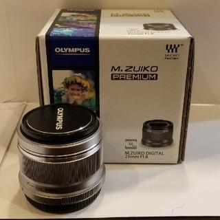OLYMPUS - オリンパス M.ZUIKO DIGITAL 25mm F1.8