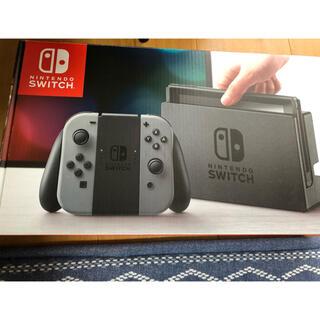 Nintendo Switch - Nintendo Switch グレー 本体  HAC-S-KA