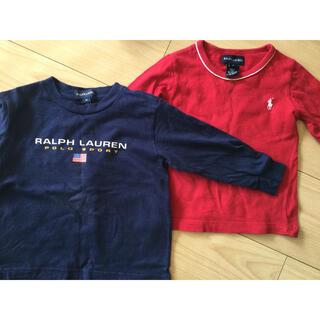 Ralph Lauren - ラルフローレン Tシャツ サイズ(2T) 2枚セット