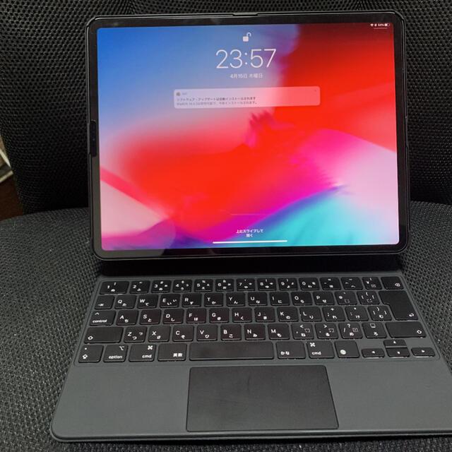 Apple(アップル)のiPad Pro (第4世代) 12.9インチ 256GB スペースグレイ スマホ/家電/カメラのPC/タブレット(タブレット)の商品写真