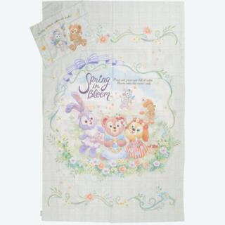 Disney - ディズニー ダッフィー フレンズ 掛け布団カバー 枕カバー セット