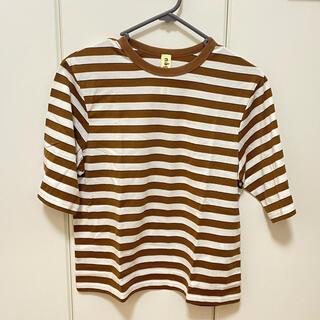 ENFOLD - nagonstans 2020購入 borderルーズTシャツ