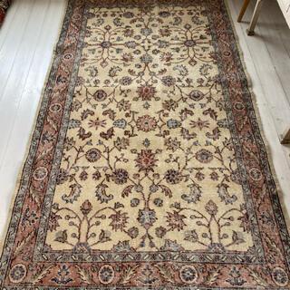 vintage turkish rug,057