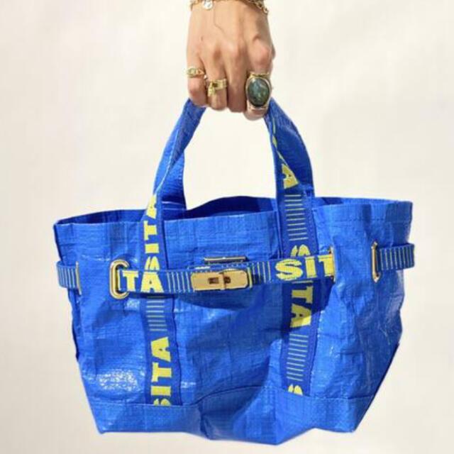 DEUXIEME CLASSE(ドゥーズィエムクラス)のSITA PARANTICA/シタパランティカ カナグツキショッピングトート   レディースのバッグ(トートバッグ)の商品写真