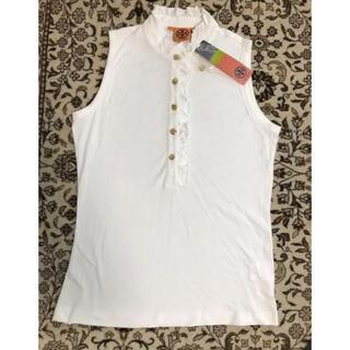 トリーバーチ(Tory Burch)の未使用 トリーバーチ ノースリーブ(Tシャツ(半袖/袖なし))