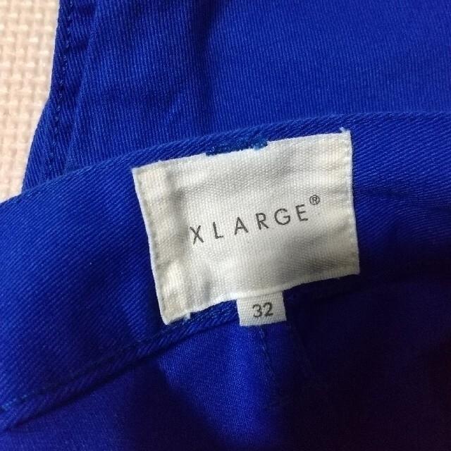 XLARGE(エクストララージ)のXLARGE REGULAR  メンズのパンツ(チノパン)の商品写真