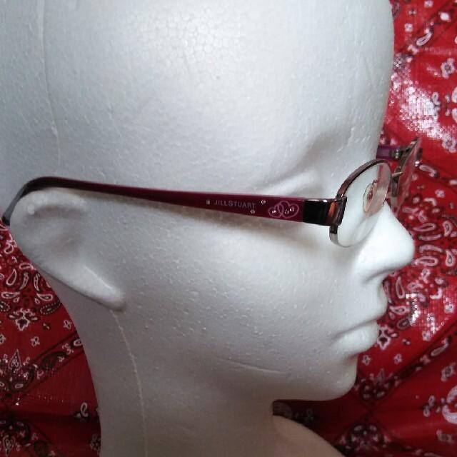 JILLSTUART(ジルスチュアート)のジルスチュアート メガネフレーム レディースのファッション小物(サングラス/メガネ)の商品写真