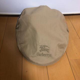 BURBERRY - Burberry ハンチング  ベレー帽 レディースMサイズ