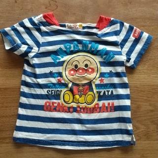 アンパンマン(アンパンマン)のアンパンマングッズ16 ボーダーTシャツ(Tシャツ/カットソー)