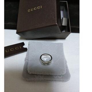 Gucci - GUCCI グッチ シルバー925 リング