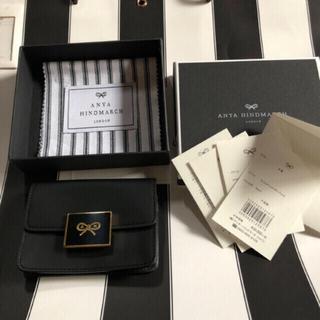 アニヤハインドマーチ(ANYA HINDMARCH)のアニヤハインドマーチ  コインケース カードケース(財布)