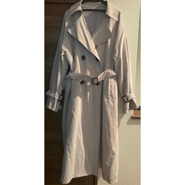 GRL(グレイル)のボリュームスリーブトレンチコート レディースのジャケット/アウター(トレンチコート)の商品写真