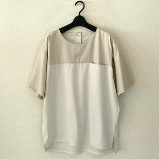 ステュディオス(STUDIOUS)のSTUDIOUS♡デザインプルオーバーシャツ(Tシャツ(半袖/袖なし))