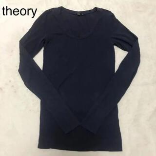 セオリー(theory)のセオリー長袖 Tシャツ♡ʾʾ(Tシャツ(長袖/七分))