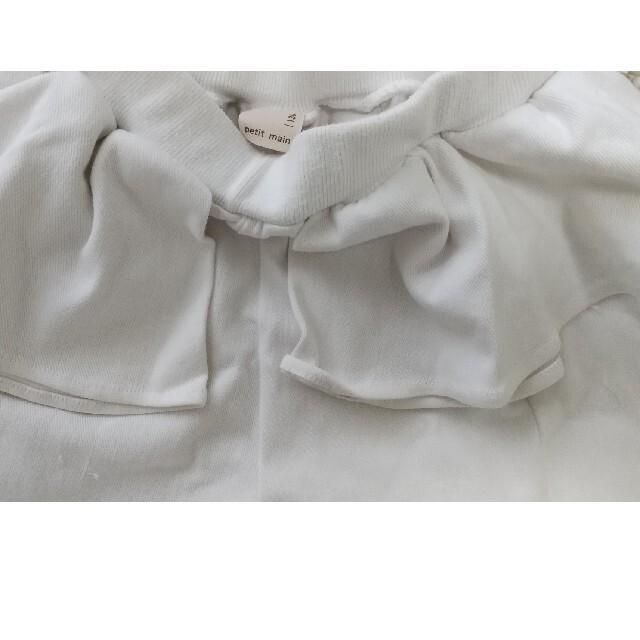 petit main(プティマイン)のpetit main ショートパンツ キッズ/ベビー/マタニティのキッズ服女の子用(90cm~)(パンツ/スパッツ)の商品写真