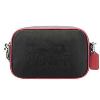 COACH - 大人気♡coach ショルダーバッグ カメラバッグ ブラックマルチカラー