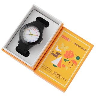 値下げ♡新品未使用♡さくらクレパス キッズ腕時計