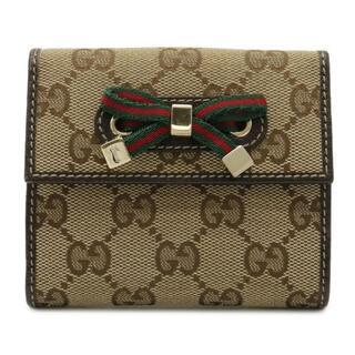 Gucci - グッチ Wホック財布 Wホック 167466