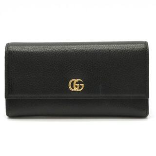 Gucci - グッチ コンチネンタルウォレット 長財布 456116