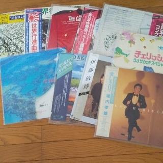 レコードまとめ売りLP60枚