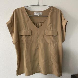 ロペピクニック(Rope' Picnic)のVネックシャツ(Tシャツ(半袖/袖なし))