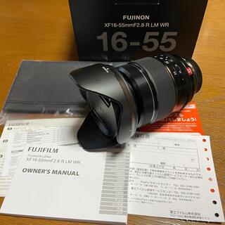 富士フイルム - XF16-55mmF2.8 R LM WR美品 FUJIFILM 富士フイルム