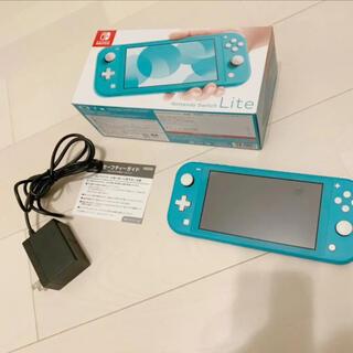 Nintendo Switch - Nintendo Switch NINTENDO SWITCH LITE ター…
