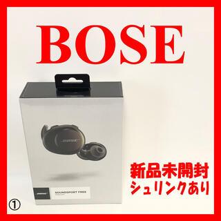 BOSE - Bose SoundSport Free wireless BLACK