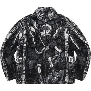 Supreme - ★Supreme★ Saint Michael Fleece Jacket[L]