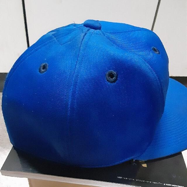 横浜DeNAベイスターズ(ヨコハマディーエヌエーベイスターズ)の5月限定お値下げ!横浜ベイスターズプロモデル帽子 スポーツ/アウトドアの野球(応援グッズ)の商品写真