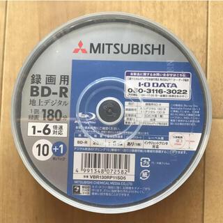 ミツビシ(三菱)の MITSUBISHI BD-R 11枚組(その他)