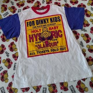 HYSTERIC MINI - ヒスミニ BIGTシャツ