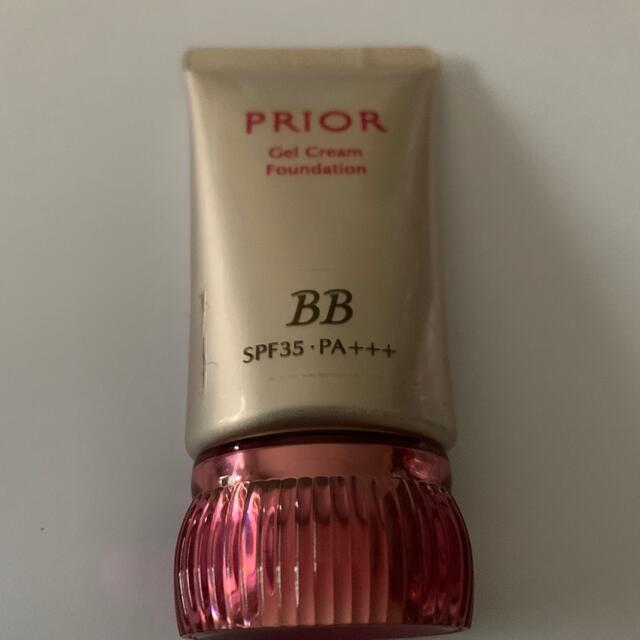 PRIOR(プリオール)のプリオール BBジェルクリームファンデーション オークル2 コスメ/美容のベースメイク/化粧品(ファンデーション)の商品写真
