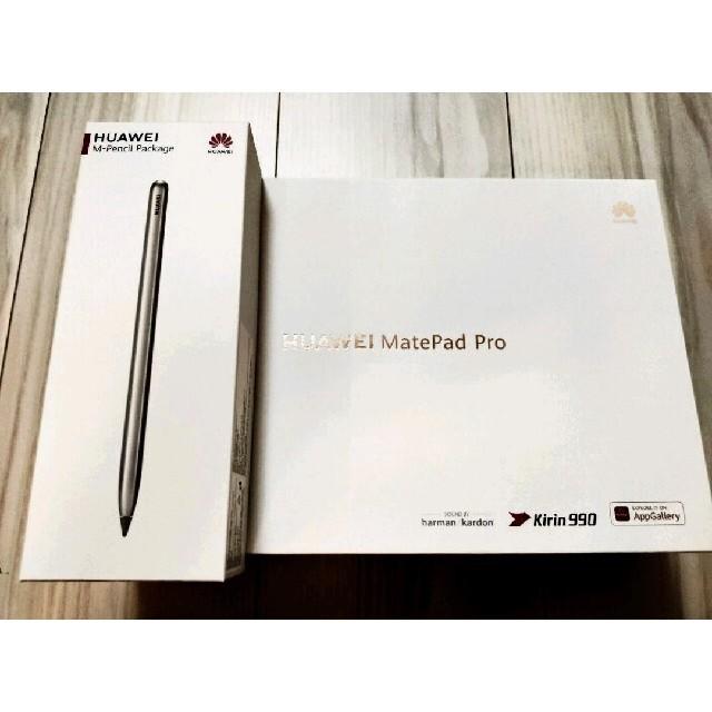 HUAWEI(ファーウェイ)のHUAWEI MatePad Pro スマホ/家電/カメラのPC/タブレット(タブレット)の商品写真