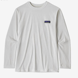 patagonia - 【新品未使用】ボーイズ・ロングスリーブ・キャプリーン・クール・デイリー・Tシャツ