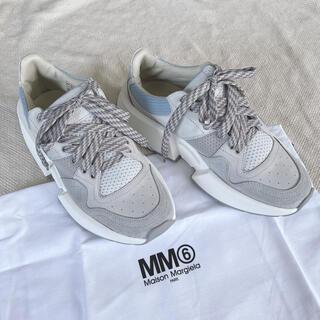 MM6 - 【新品】MM6 MaisonMargiela スニーカー